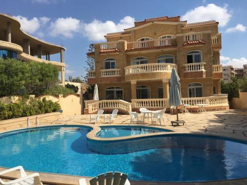 North Coast Villa sea view with private pool, Burj al-'Arab