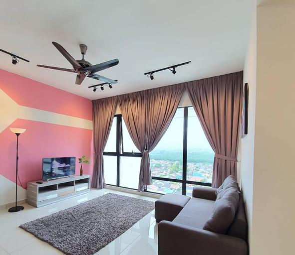 Southkey Mosaic 1 bedroom 2 pax Mid Valley Johor, Johor Bahru