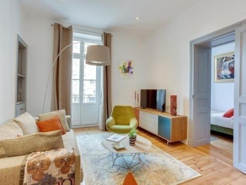Appartement Biarritz, 3 pieces, 4 personnes - FR-1-3-488, Pyrénées-Atlantiques