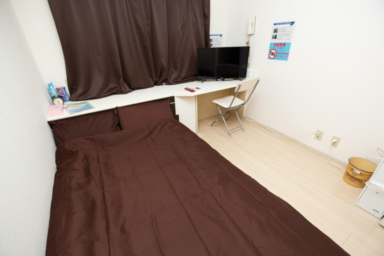 New 3 min Station MAX 2 ppl One room studio #MV308, Kamagaya
