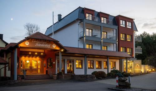 Hotel-Landgasthaus Standenhof, Südwestpfalz