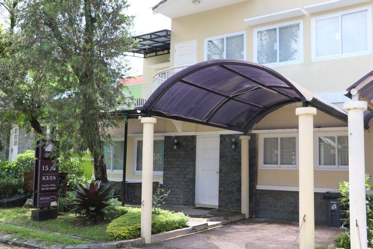 Diyar Villas Puncak K3/2A 3 Bedroom, Bogor
