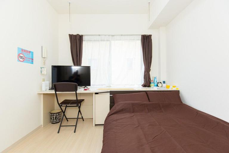 New 3 min Station MAX 2 ppl One room studio #MV309, Kamagaya