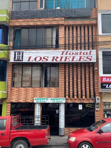 LAS RIELES HOSTAL, Latacunga
