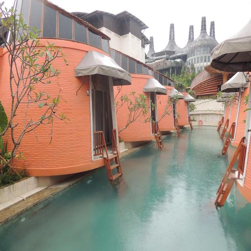 Dusun The Villas, Semarang