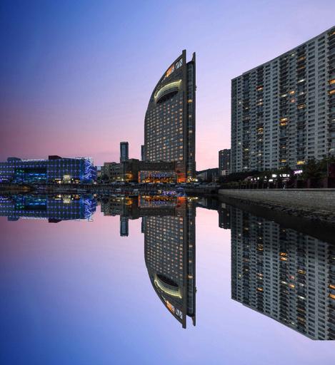 Bayshore Hotel Dalian, Dalian