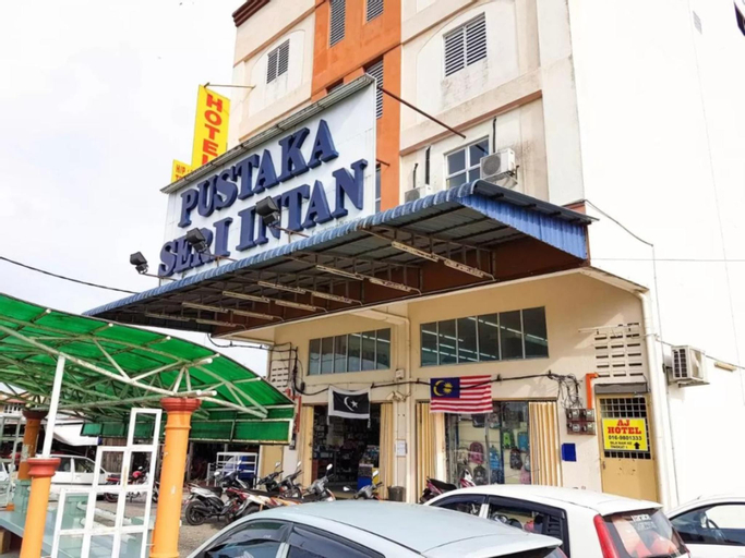 OYO 90162 AJ HOTEL, Hulu Terengganu