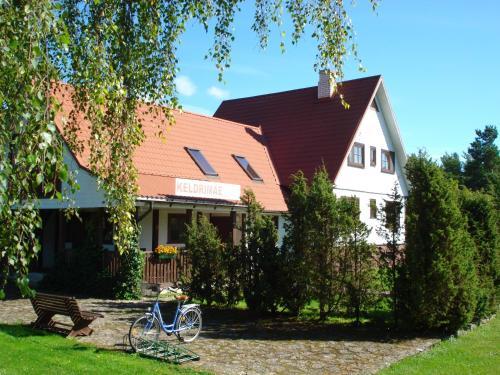 Keldrimae kulalistemaja, Käina