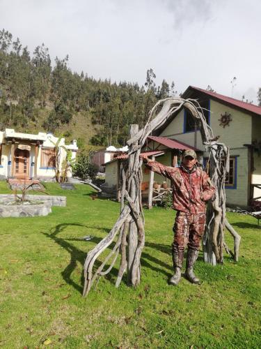 Hosteria Taita Pacho, Guano