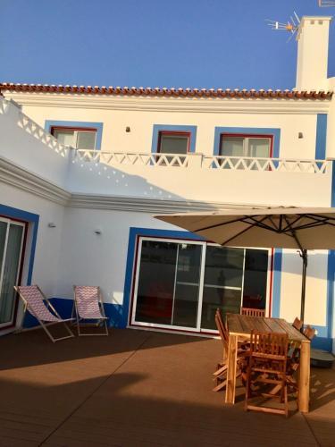 Casa Oliveiras, Alcácer do Sal