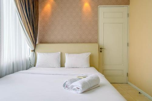 Strategic 2BR Apartment with City View at FX Residence By Travelio, Jakarta Pusat