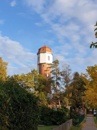 Historischer Wasserturm von 1913, Rostock