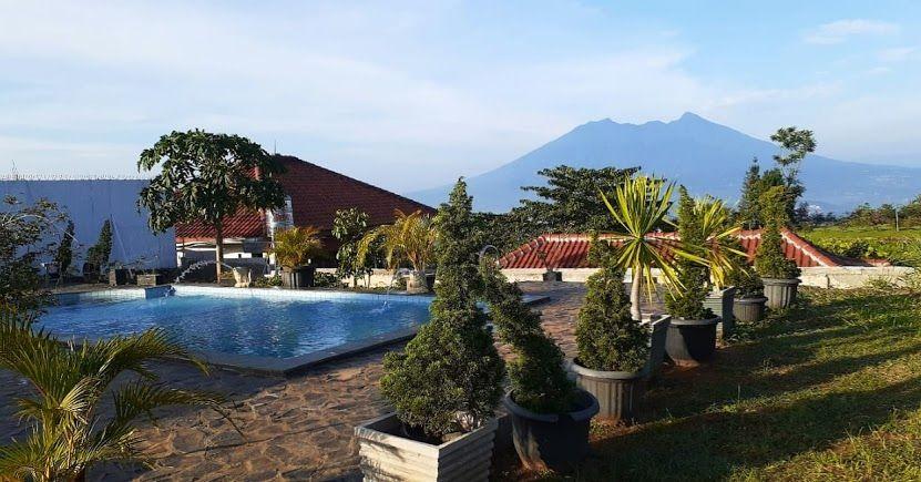 KID House Mountain View Villa Bogor 9 BR, Bogor