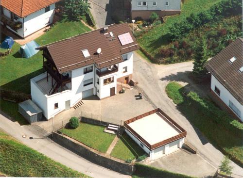 Ferienhaus KorsikaBlick, Bergstraße