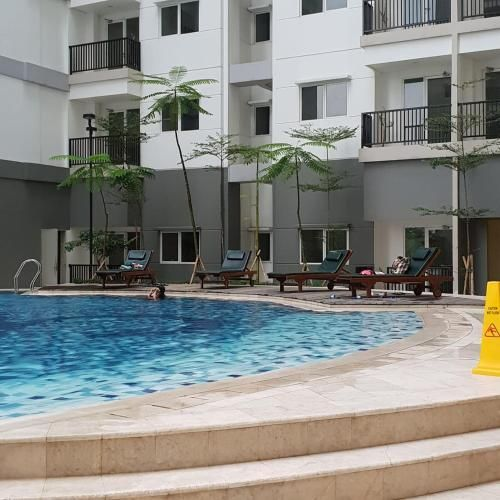 Apartment Signature Park Grande 06, East Jakarta