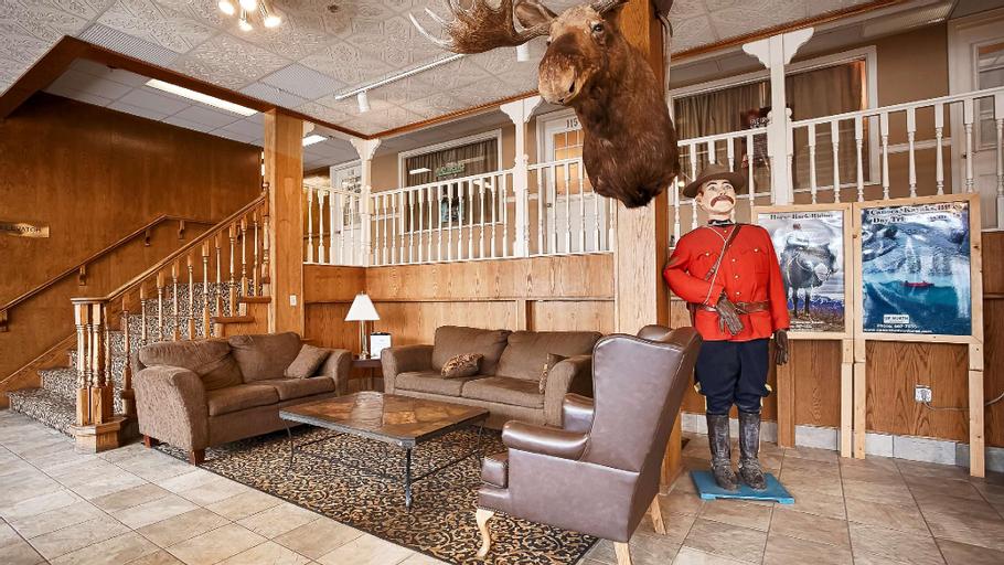 Best Western Gold Rush Inn (Pet-friendly), Yukon