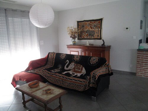 House With 3 Bedrooms In Lit-Et-Mixe, With Furnished Terrace And Wifi - 10 Km From The Beach, Landes