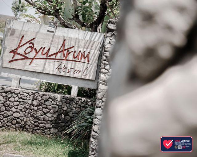 Kayu Arum Resort, Salatiga