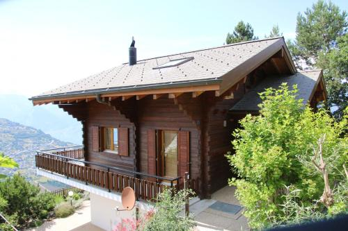 Eanta SUNNY & MOUNTAIN chalet 10 pers, Sion