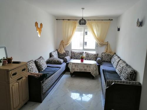 appartement Bouznika beach, Ben Slimane