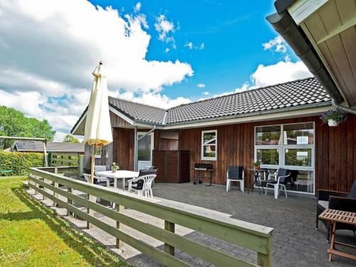 Four-Bedroom Holiday home in Sjølund 1, Kolding