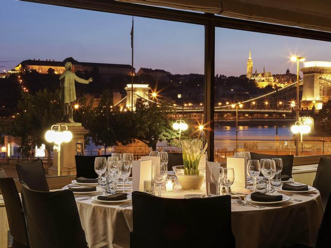 Sofitel Budapest Hotel, Budapesti