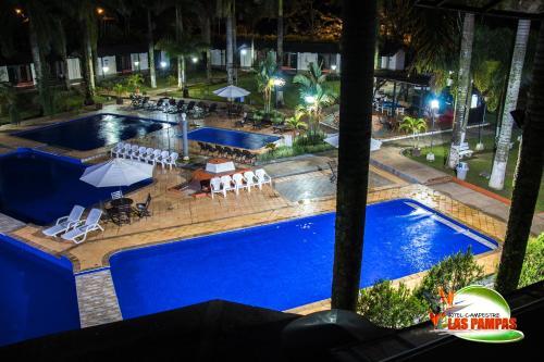 Las Pampas Hotel Campestre, Acacías