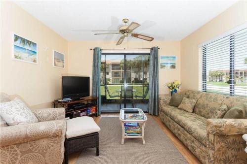 Ocean Village Club A17, 1 Bedroom, Ground Floor, Sleeps 4, Pet Friendly, Saint Johns