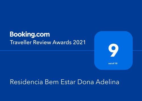 Residencia Bem Estar Dona Adelina, Vila Franca do Campo