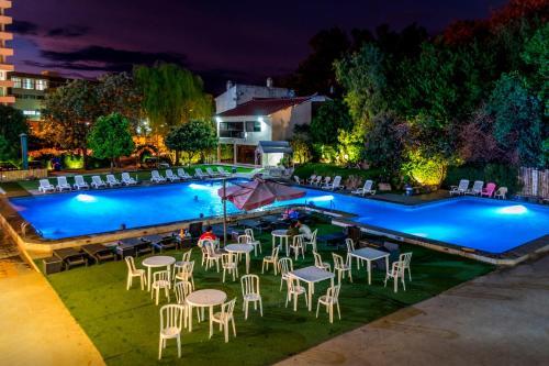 Hotel Los Ceibos, Cercado