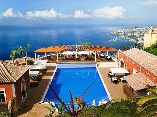 Apartment Village 1 bed sea view, Funchal