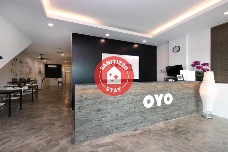OYO 758 Comma Hotel, Kuala Langat