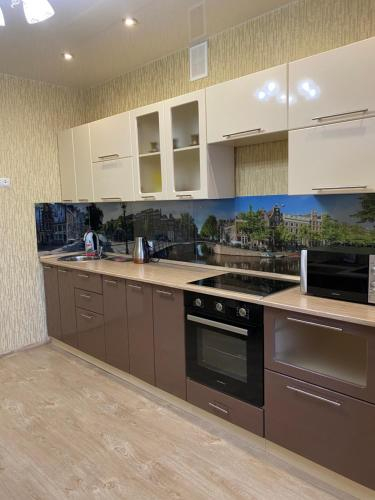 Apartments on Aviatorov 10, Minusinskiy rayon