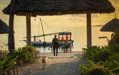 Big Blu Mafia Island Dive Resort, Mafia