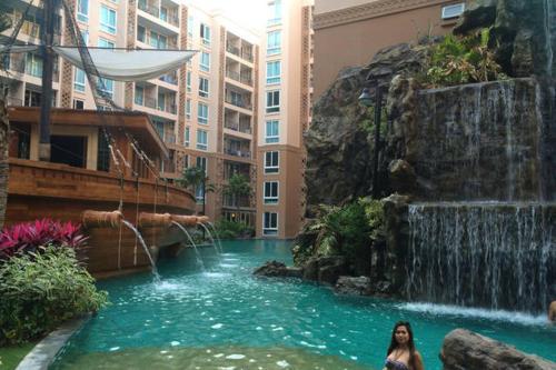 Atlantis Condo Resort Pattaya Unit E619, Pattaya