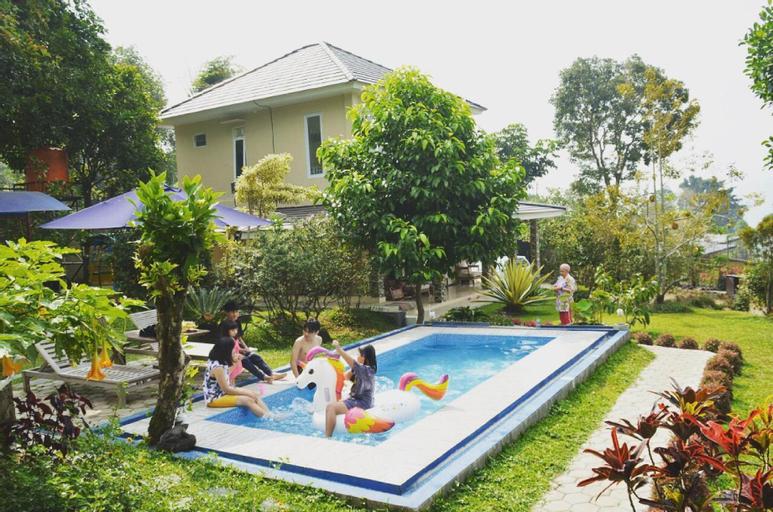 Villa Kanaya, Mountain View, Nearby Taman Safari 10Pax, Bogor