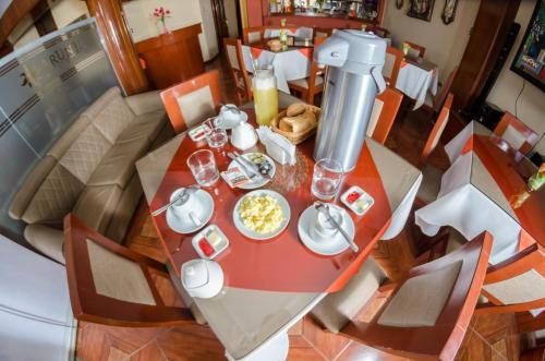 Hotel Arunta, Tacna
