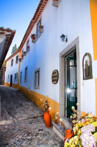 Casa de S. Thiago de Obidos, Óbidos