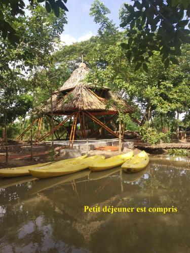 Maison en Bambou Phong-Le Vent, Sa Đéc
