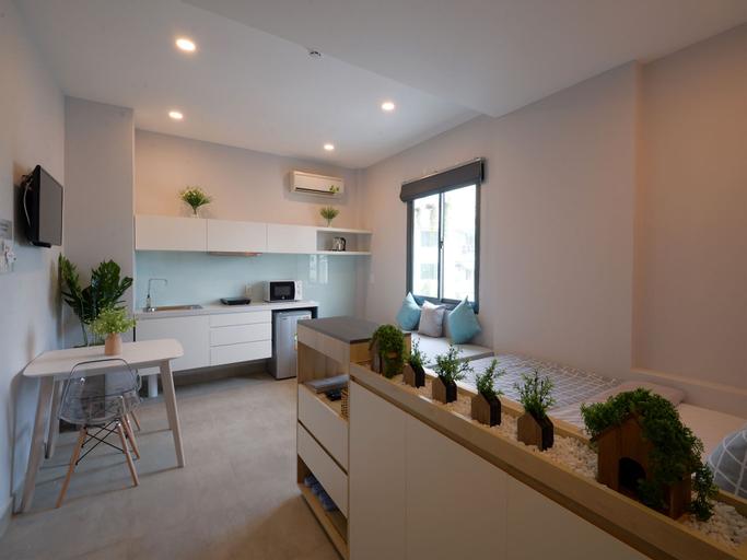 Babylon Garden Serviced Apartment A2, Quận 1