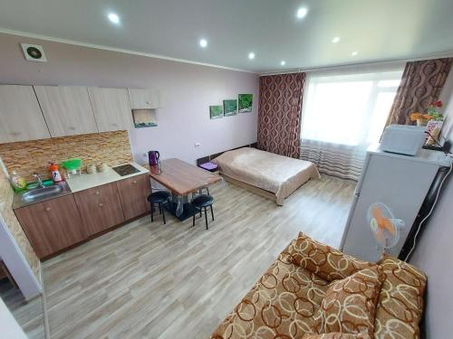Apartment on Komarova 9B, Minusinskiy rayon