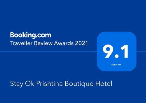 Stay Ok Prishtina, Priština