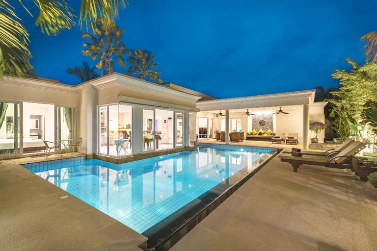 Luxury Pool Villa 52 / 4BR 8-10 persons, Bang Lamung