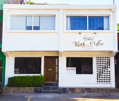Hotel Work-Coffee, Matagalpa