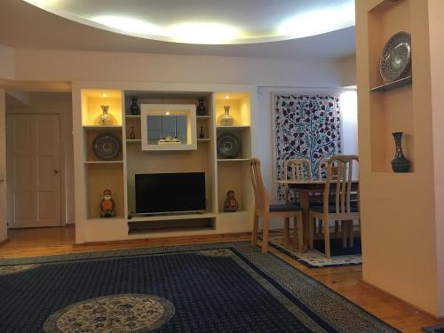 3-Bedroom Apartment on Ohunboboev, Tashkent City