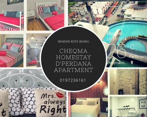 Cheqma D'perdana Apartment Kota Bharu, Kota Bharu