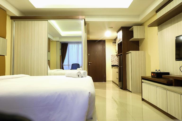 Modern Studio Apt near MT Haryono By Travelio, East Jakarta