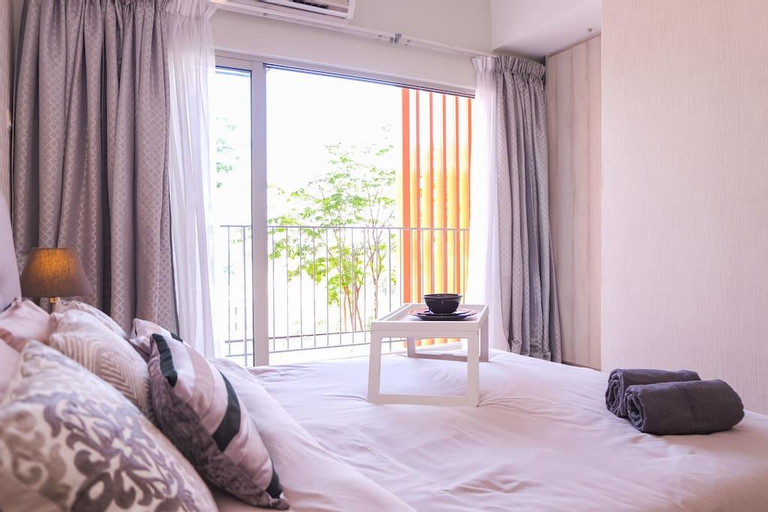 Walk to Shops and Restaurants from a Chic Studio, Kuala Lumpur