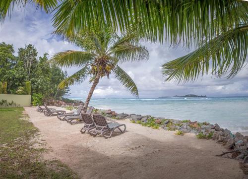 Villas Coco Beach Praslin,