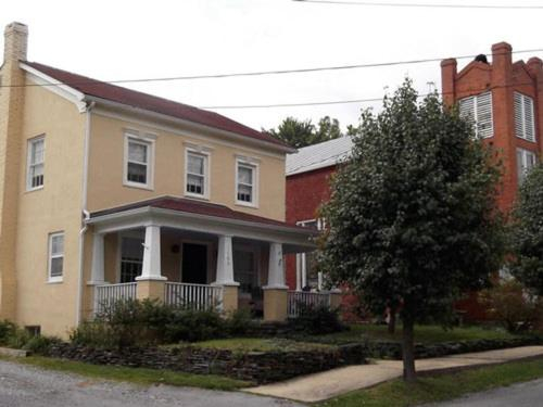 Riley House, Jefferson